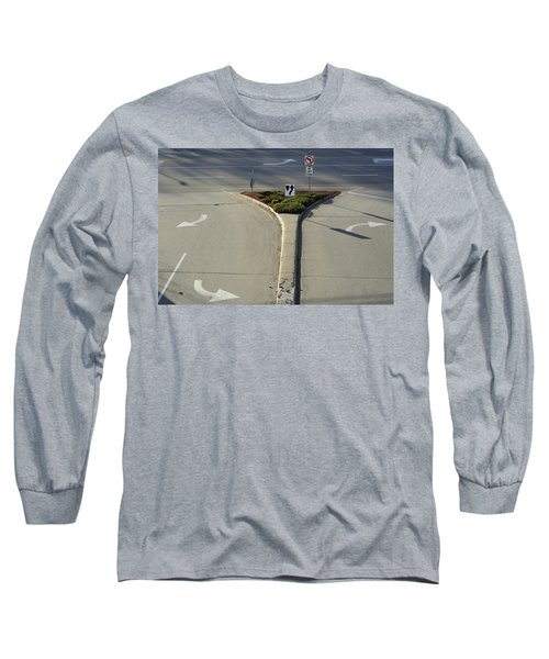 Welcome To Driver's Ed Long Sleeve T-Shirt