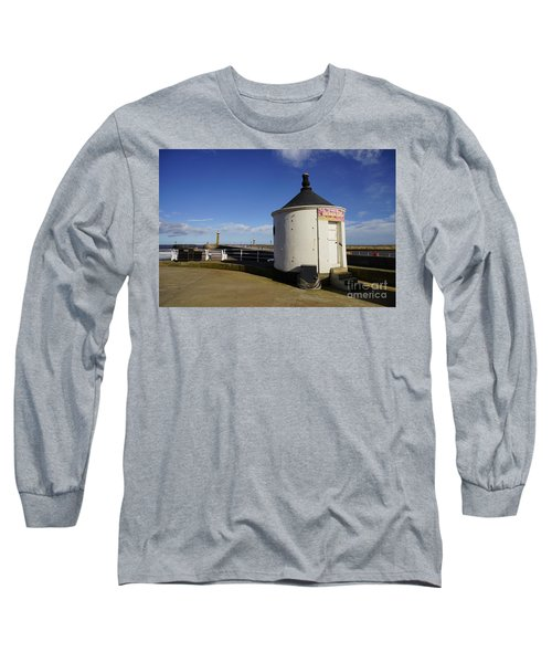 Welcome To Whitby Long Sleeve T-Shirt