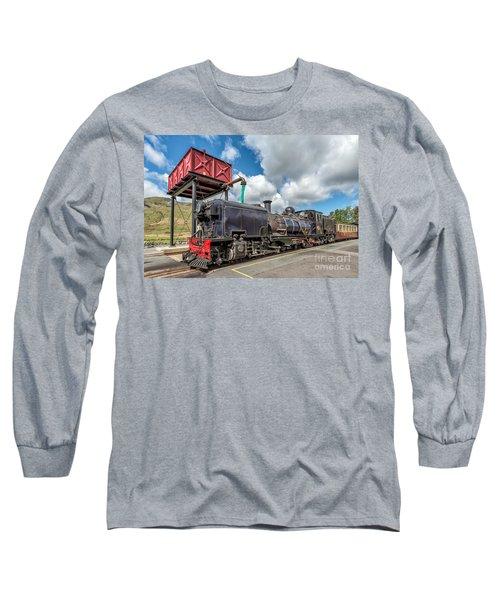 Welsh Highland Railway Long Sleeve T-Shirt