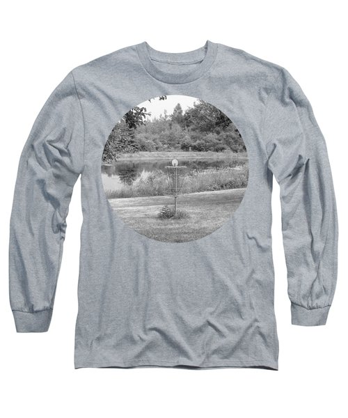 Wessel Pines Disc Golf Course Long Sleeve T-Shirt
