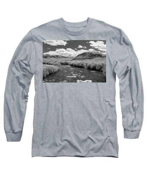 West Fork, Big Lost River Long Sleeve T-Shirt