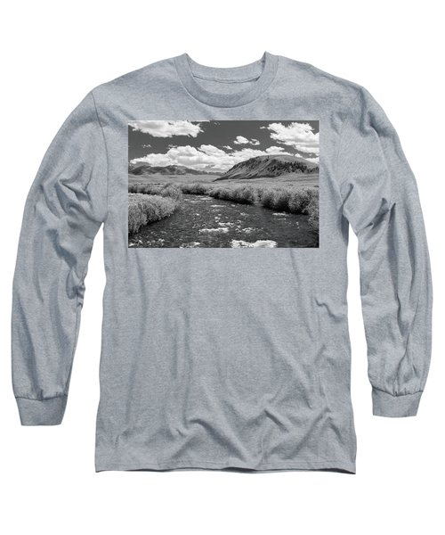 West Fork, Big Lost River Long Sleeve T-Shirt