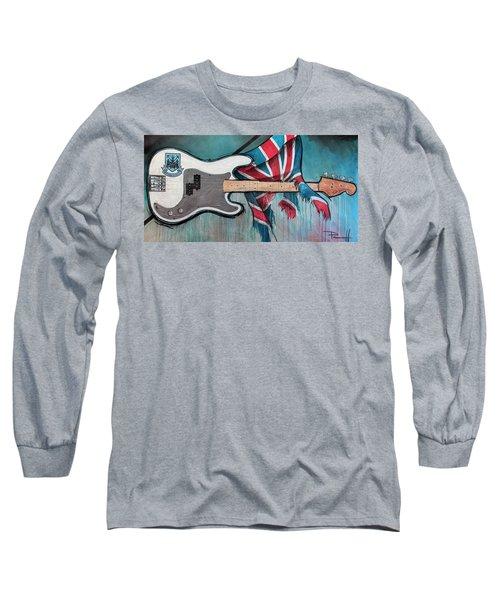 West Ham Trooper Long Sleeve T-Shirt