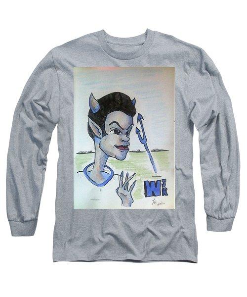 West Jr Long Sleeve T-Shirt