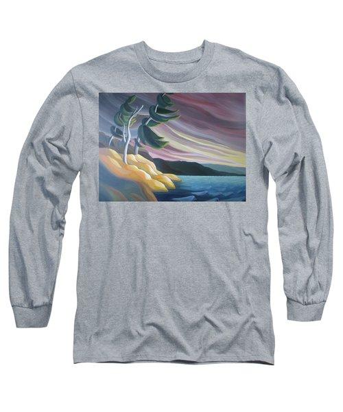 West Wind Long Sleeve T-Shirt