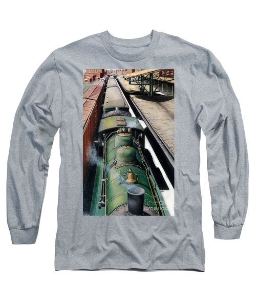 Eastbound To The Mountains Long Sleeve T-Shirt