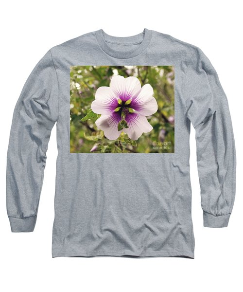 Western Australian Native Hibiscus Long Sleeve T-Shirt
