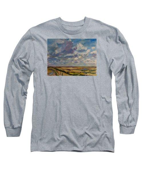 Skies Westward Long Sleeve T-Shirt