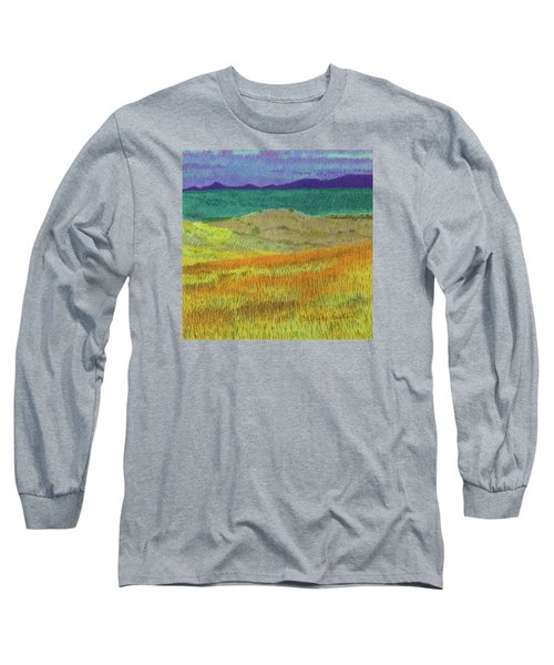 Western Edge Prairie Dream Long Sleeve T-Shirt