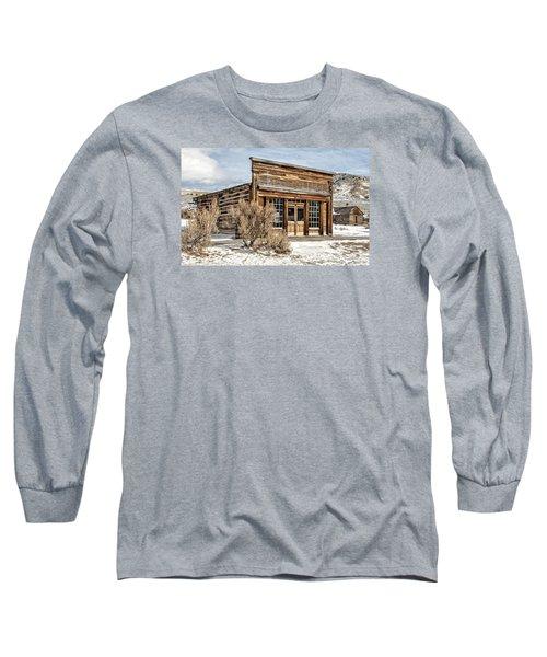 Western Saloon Long Sleeve T-Shirt