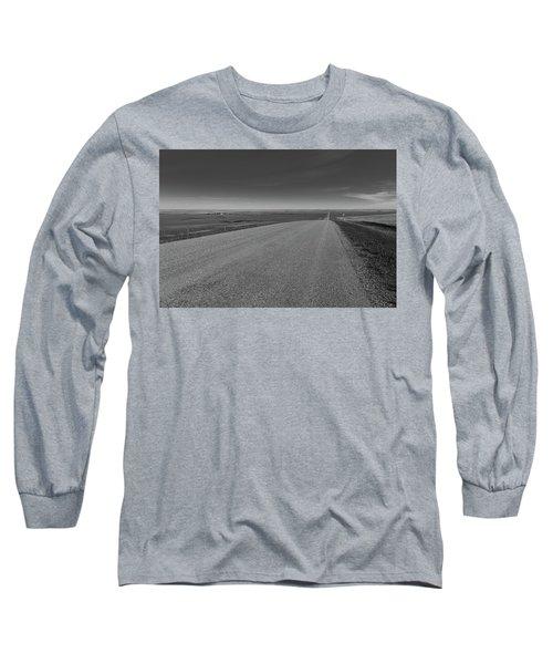 Western Sunrise Long Sleeve T-Shirt