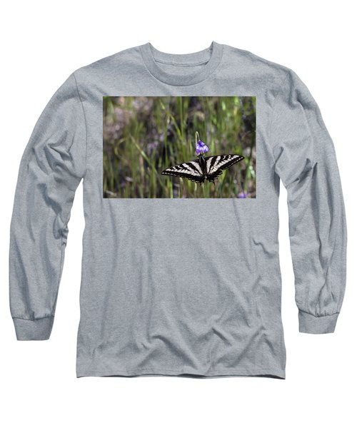 Western Tiger Swallowtail Long Sleeve T-Shirt