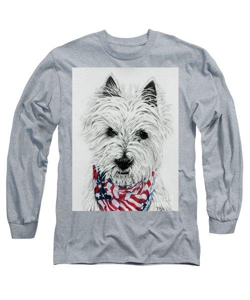 Westie Long Sleeve T-Shirt