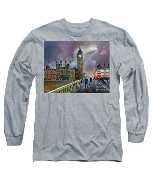 Westminster Bridge Long Sleeve T-Shirt