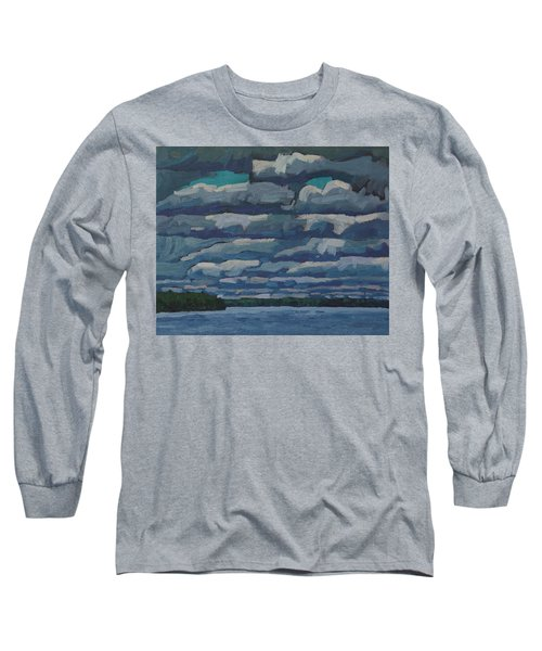 Westport Stratocumulus Virga Long Sleeve T-Shirt