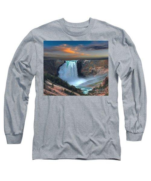 Wet Beauty Long Sleeve T-Shirt by Rod Jellison