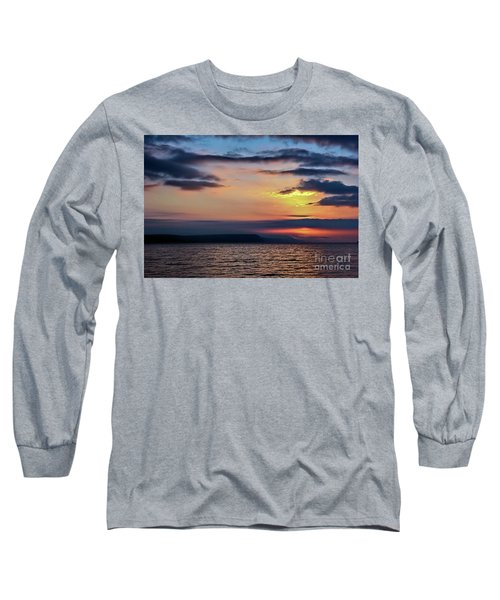 Weymouth Esplanade Sunrise Long Sleeve T-Shirt