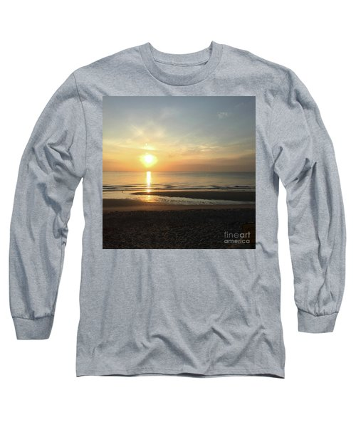 What A View Sunrise Long Sleeve T-Shirt