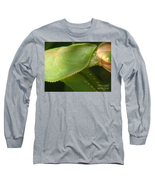 What Am I? #1 Long Sleeve T-Shirt by Christina Verdgeline