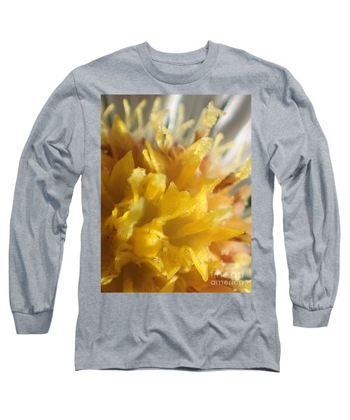 What Am I - #2 Long Sleeve T-Shirt by Christina Verdgeline