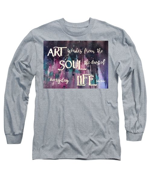 What Art Does Long Sleeve T-Shirt