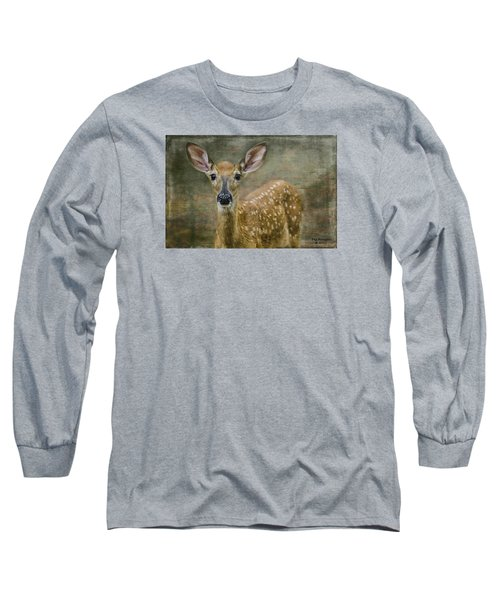 What Big Ears You Have Long Sleeve T-Shirt