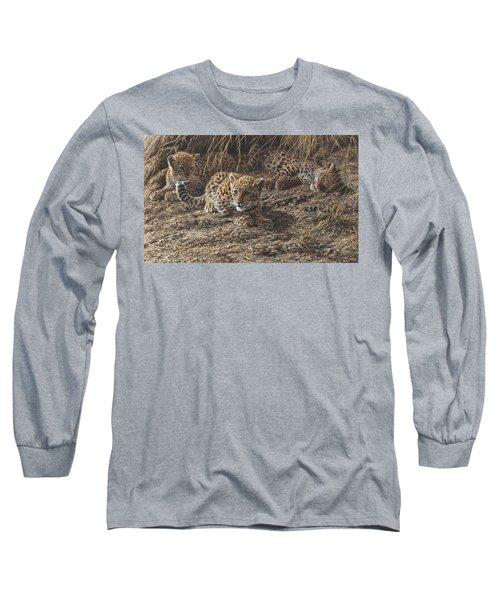 What Do You Hear? Long Sleeve T-Shirt