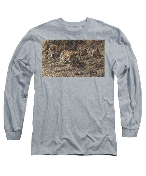 What Do You Hear? Long Sleeve T-Shirt