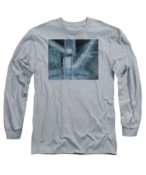 What Is The Soul Of Art Long Sleeve T-Shirt by Min Zou