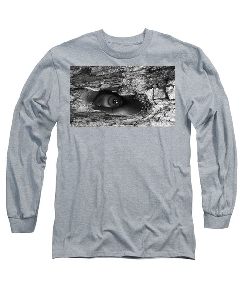 What The Forest Sees Long Sleeve T-Shirt