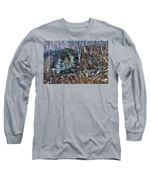 What Was Here? Long Sleeve T-Shirt