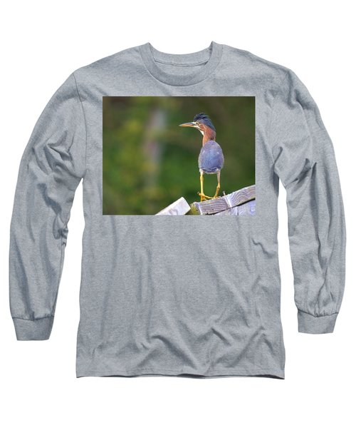 What You Looking At? Long Sleeve T-Shirt