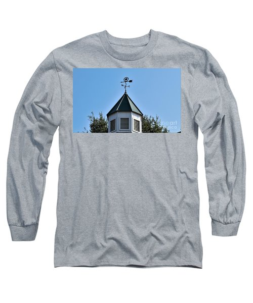 Long Sleeve T-Shirt featuring the photograph Whatever Direction You Take - Reach For The Sky by Ray Shrewsberry