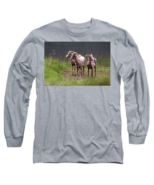Whats Next Long Sleeve T-Shirt