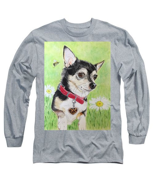 What's The Buzz? Long Sleeve T-Shirt