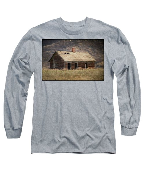 What's Your Story Old House? Long Sleeve T-Shirt