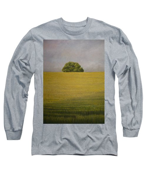 Wheat Field Long Sleeve T-Shirt