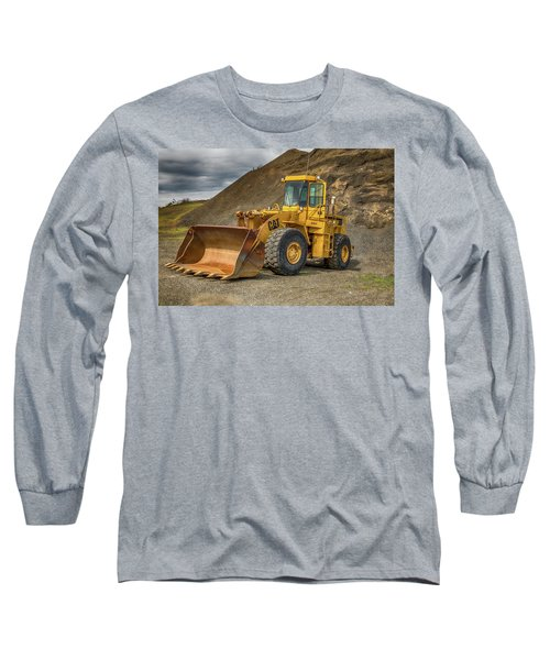 Wheel Loader Long Sleeve T-Shirt