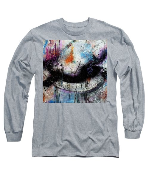When Days Go By Long Sleeve T-Shirt by Tracy Bonin