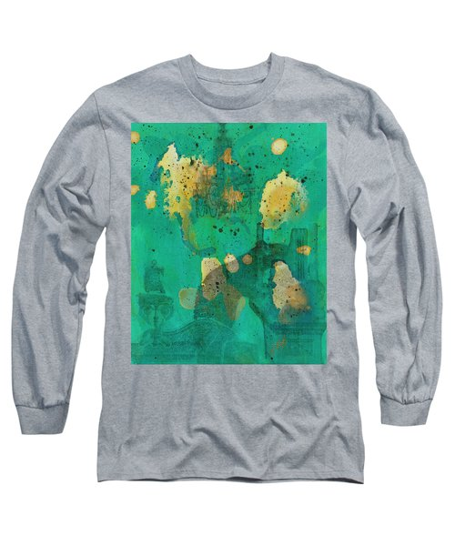 When Floyd Learned To Play The Organ Long Sleeve T-Shirt