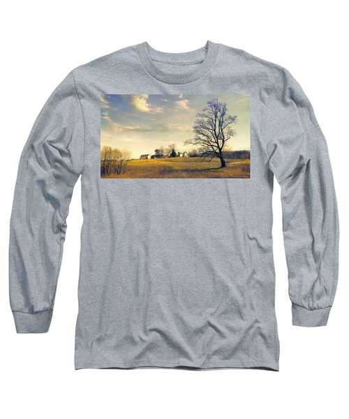 When I Come Back Long Sleeve T-Shirt