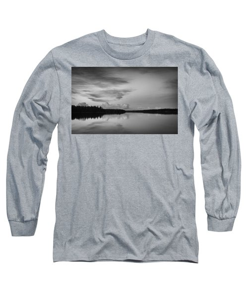 Long Sleeve T-Shirt featuring the photograph When You Look At The World What Is It That You See by Yvette Van Teeffelen