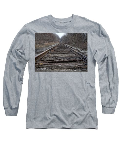 Where Are You Going? Long Sleeve T-Shirt