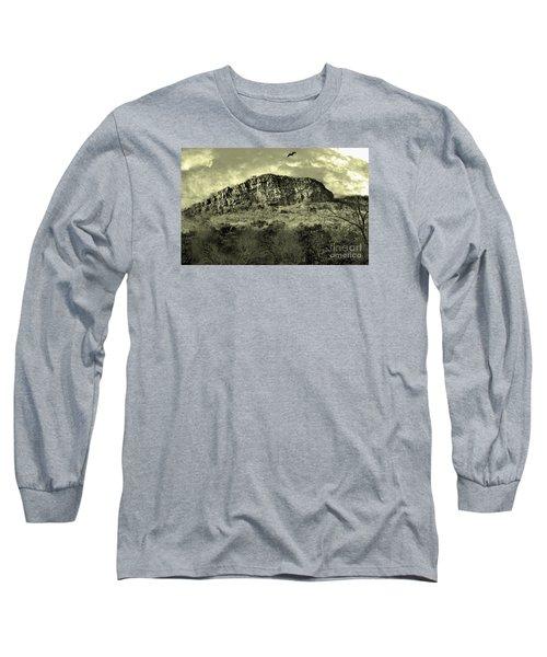 Where Eagle Dare-ii Long Sleeve T-Shirt
