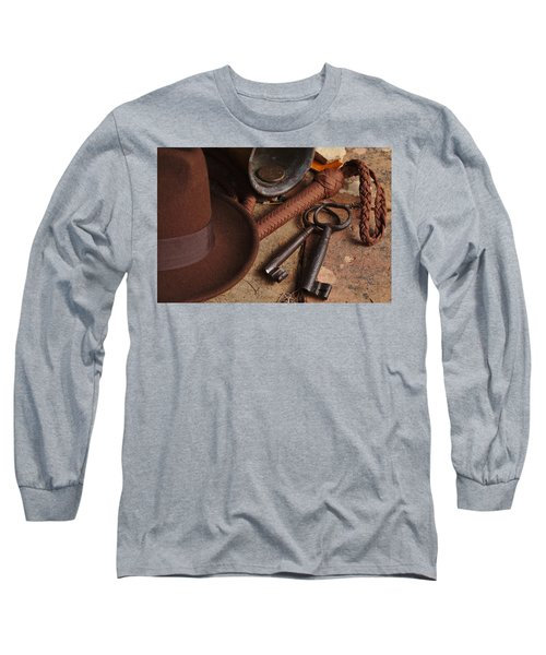 Where Is Indiana? Part 2 Long Sleeve T-Shirt