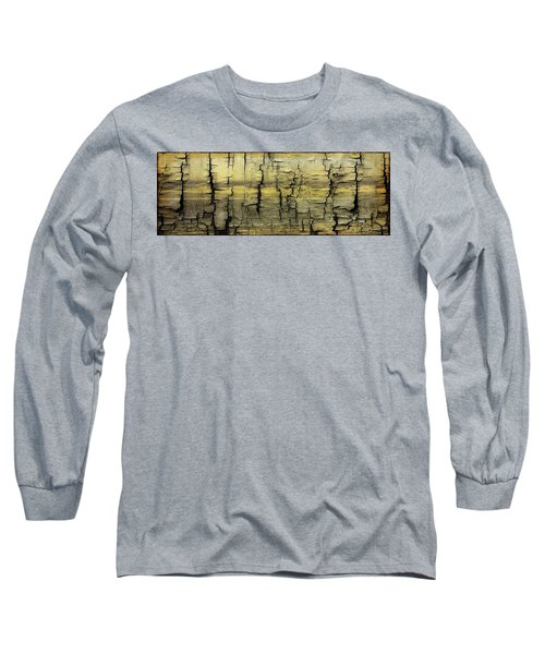 Where Is The Boat Long Sleeve T-Shirt by Sherman Perry
