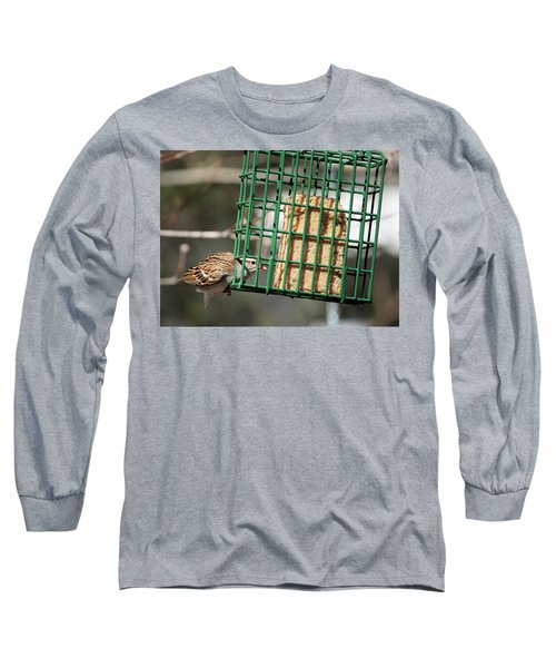 Long Sleeve T-Shirt featuring the photograph Where There's A Will by Cathy Harper
