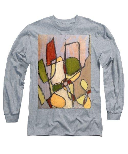 Where's Your Heart Long Sleeve T-Shirt