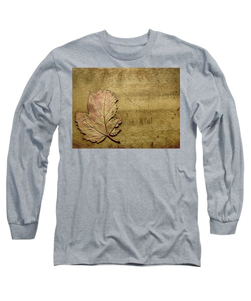 ...while You Fall Apart Long Sleeve T-Shirt