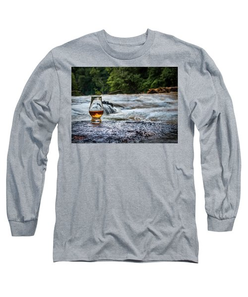 Whisky River Long Sleeve T-Shirt
